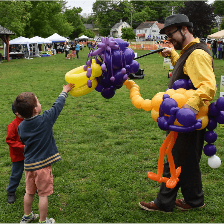Events - Balloon Puppet